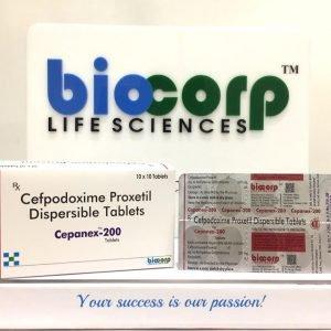 Cepanex-200 Tablets