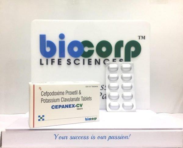 Cepanex-CV Tablets