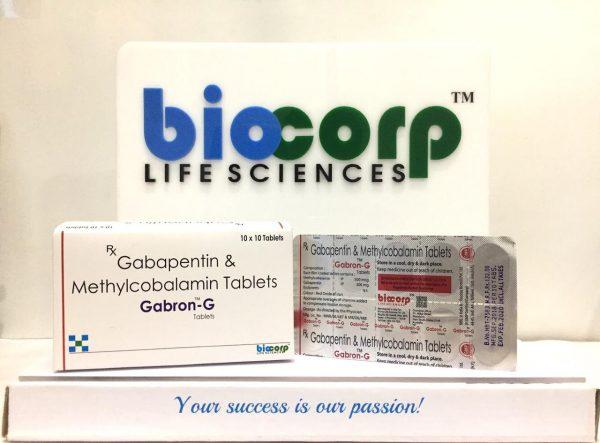 GABRON-G Tablets