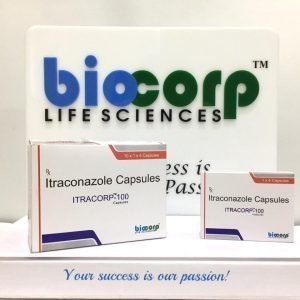 Itracorp-100 Capsules