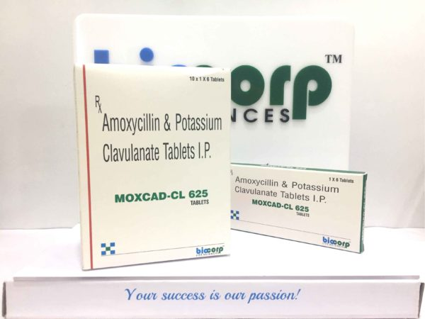 MOXCAD-CL-625 Tablets
