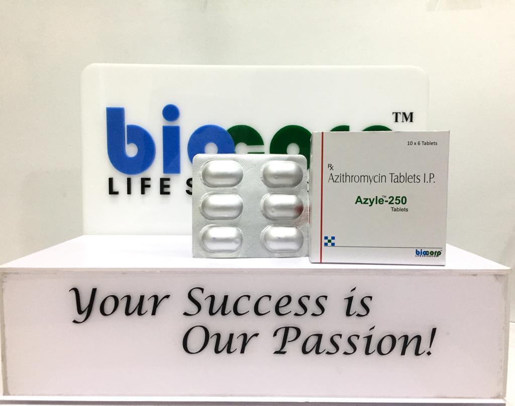 Azyle-250 Tablets