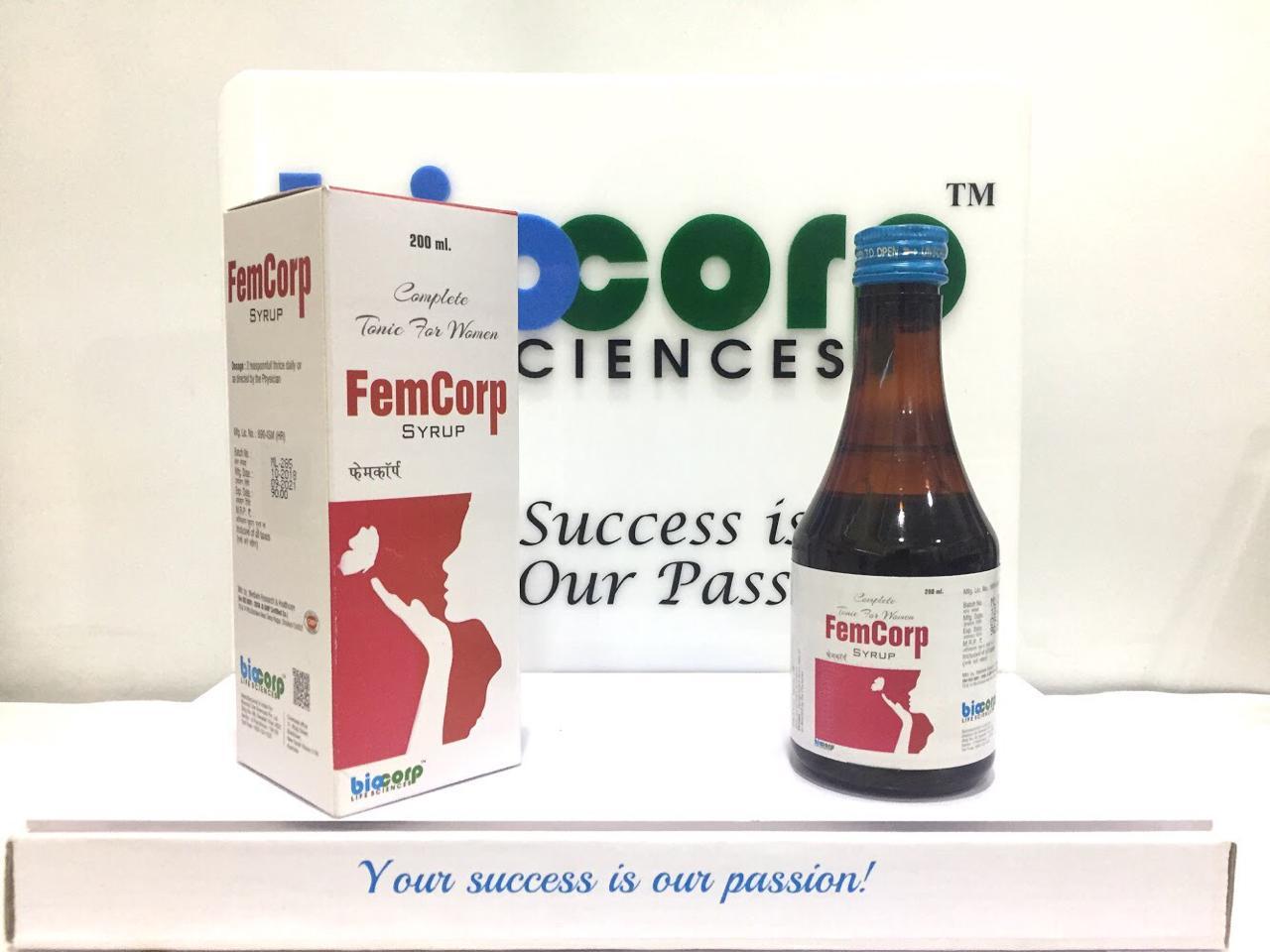 FemCorp Syrup