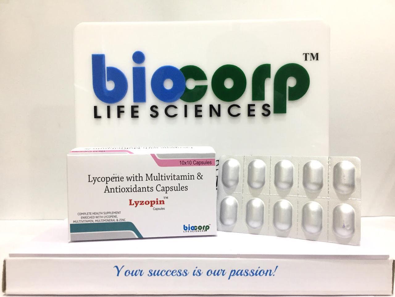 Lyzopin Capsules