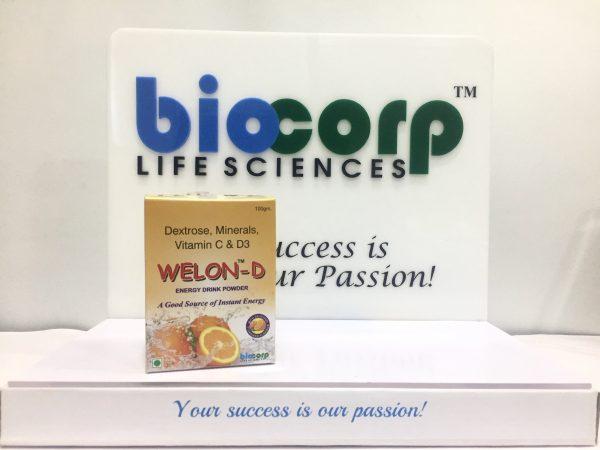 Welon-D Energy Drink