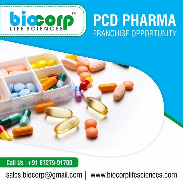 Pharma Franchise for Pediatric Drug Range
