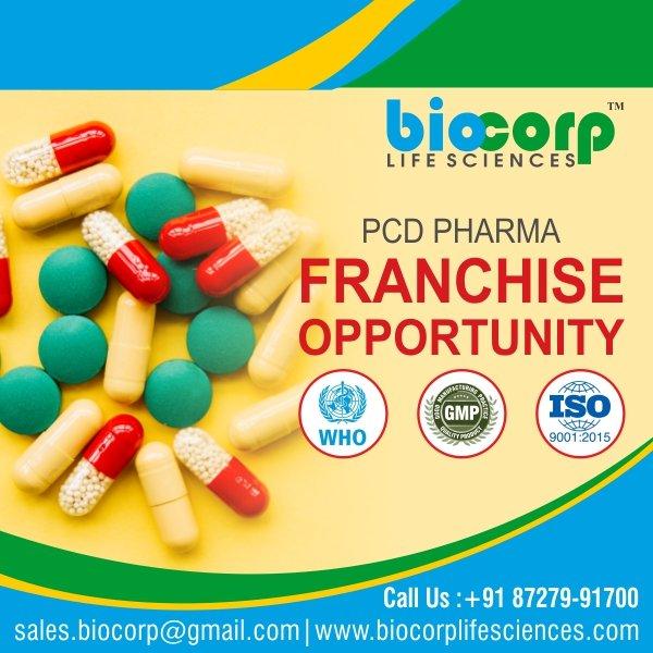 PCD Pharma Franchise in Kashmir