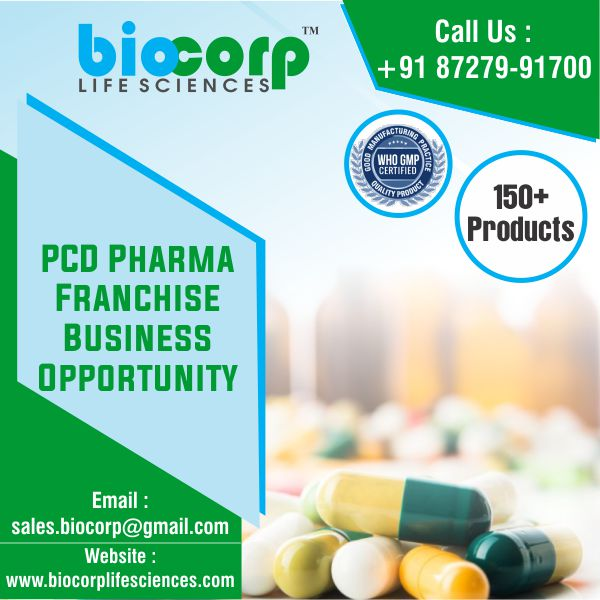 Hand Sanitizer for PCD Pharma Franchise