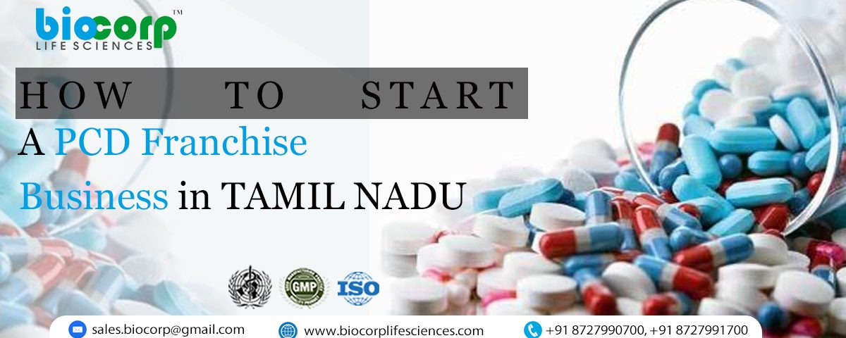How to start a PCD Franchise Business in Tamil Nadu