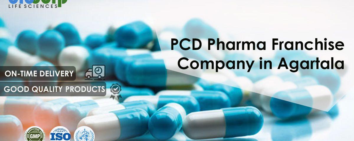 PCD Pharma Franchise Company in Agartala