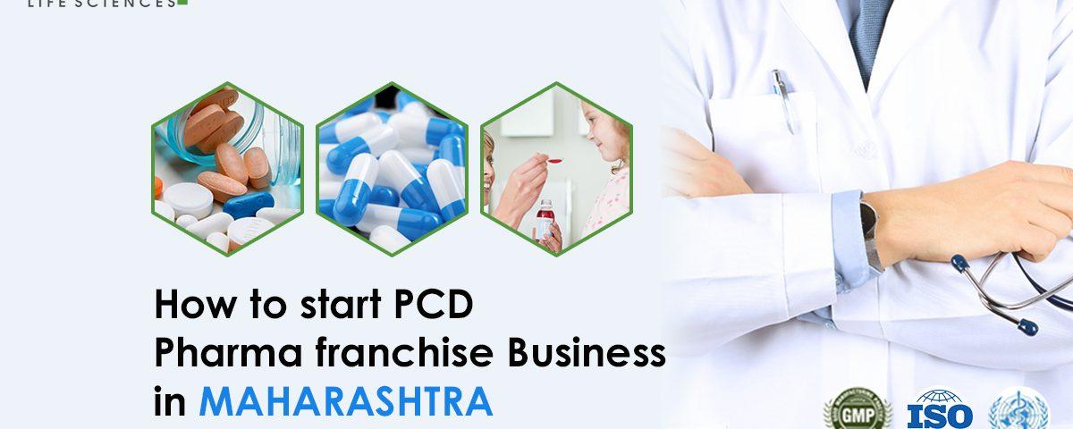 How to Start PCD Pharma Franchise Business in Maharashtra
